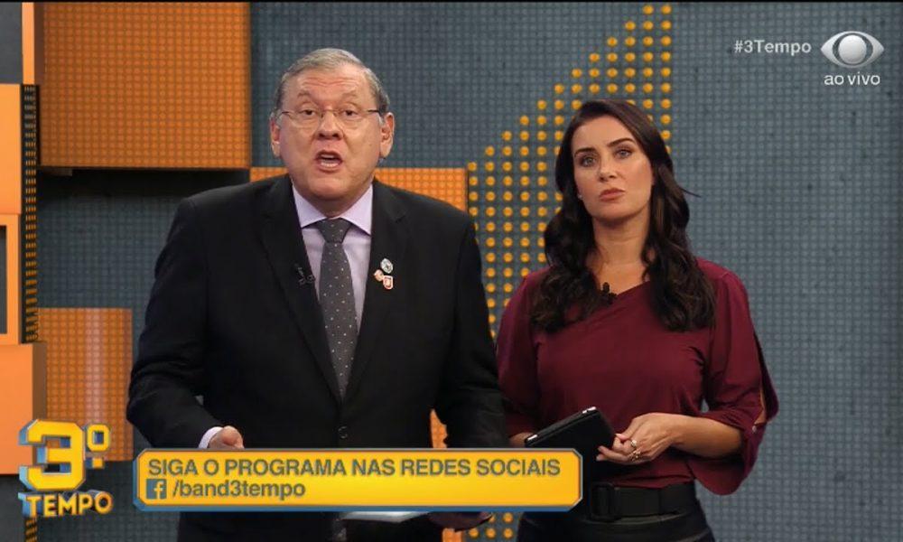 Terceiro Tempo: Milton Neves Corneta Felipão E Bate Recorde De Audiência